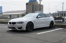 メンテナンスは大事...BMW M4...エンジンオイル交換 ワコーズ4CT-S 5W40