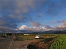 山形県新庄市萩野(国道13号線より東の田園)