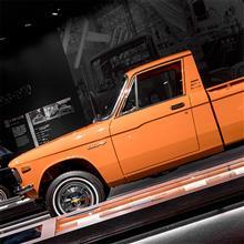 【いすゞプラザ】Chevrolet LUV 1972