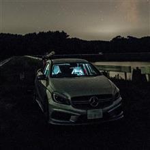 8月最初の星撮り。