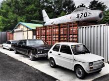 今年も河口湖自動車博物館・飛行舘へ。。。