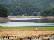 ダムの貯水量