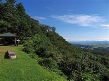 秋田県羽後町田代七曲山(みはらし荘)