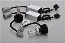 輸入車用のH4LEDヘッドライト
