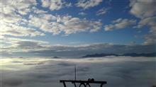 綺麗な雲海でした