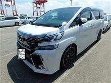 今週の買取車両【ヴェルファイア2.5ZG Edition】