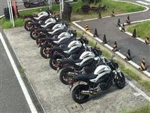 大型バイク教習 5日目 8限目 9限目