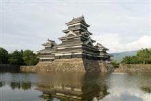 松本城へ行ってきました。