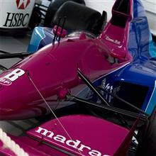 【ドニントン・パーク】Brabham BT60 1992
