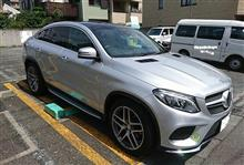 GLE350d 4MATIC Coupe