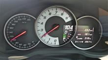 86 の燃費報告 瞬間18.1km/l