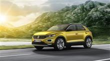 OUT!(VW T-ROC)