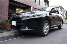 トヨタ 新型ハリアー商品開発中!