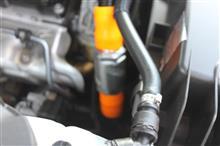 お初 BMW F30 320d B47 エンジンへ オレンジウルフ 1wayバルブ