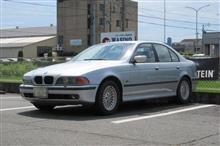 継続車検準備完了..BMW E39 528 しかし...色々ありました。
