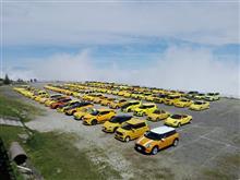 80台超えのきいろい車