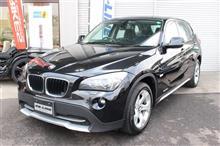 BMW X1 sDrive 入荷しました。