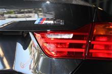 BMW F82 M4 ホイールスペーサー お取り着け