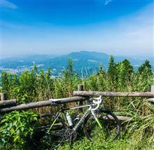 今朝のサイクリング --- 8月最後は猛暑日回避。