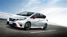 NISSAN NOTE epower nismo ご納車
