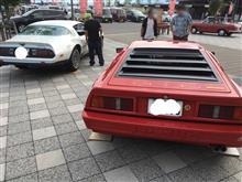 道の駅のクラシックカー(*´-`)