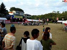 地元のお祭り