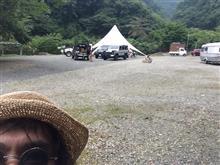 近所のお山な夏休み【2017.8.26~27】