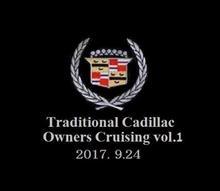 クルージング告知!! Traditional Cadillac Owners Cruising  vol.1