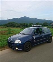 Clio2の残パーツ
