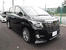 先週末の買取車両【アルファード 2.5S Aパッケージ type black
