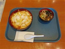 東名高速下り港北PA まかない丼セット510円