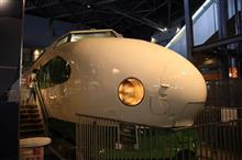 初めて行きました。 大宮鉄道博物館