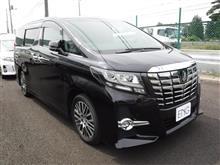 今週の買取車両【ALPHARD 2.5S Cパッケージ】