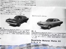 三菱クライスラー318/チャージャー770