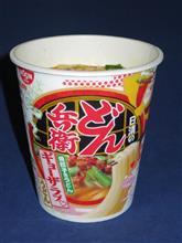 (日清) どん兵衛 焼餃子風うどん
