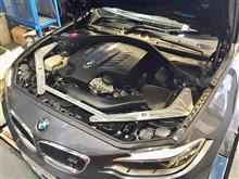 BMW M2を補強。見た目もステキすぎます。
