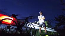 【自転車】リハビリ峰山