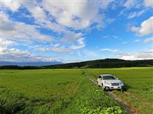 岩手県雫石町西安庭(雫石広域農道)