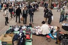 まさに宝探し・・・東京のフリーマーケット会場を訪れてみた=中国メディア