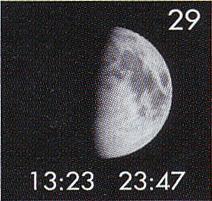 月暦 9月29日(金)