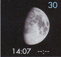 月暦 9月30日(土)