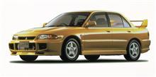 Mitsubishi Lancer Evolution Ⅲ Promotion Video ・・・・
