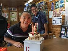 クルーズ REVSPEED 加茂さん34歳お誕生日おめでとう!