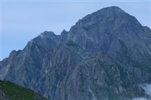 弱小登山部 剱岳に登る 下山・奥大日岳編