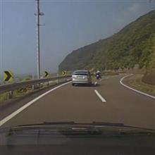 【更に余談】高知県での大型バイクとの一場面