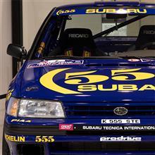 【MEGA WEB】SUBARU Legacy RS WRC 1993 Rally New Zealand