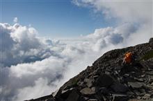 笠ヶ岳(1)