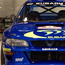 【MEGA WEB】SUBARU Impreza 555 WRC 1998 Sanremo Rally