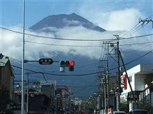 パサート初ヒトドラ 富士山1周