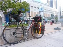 札幌自転車旅行